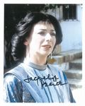 Jacqueline Pearce DOCTOR WHO  -  10 x 8 genuine signed autograph COA 10416